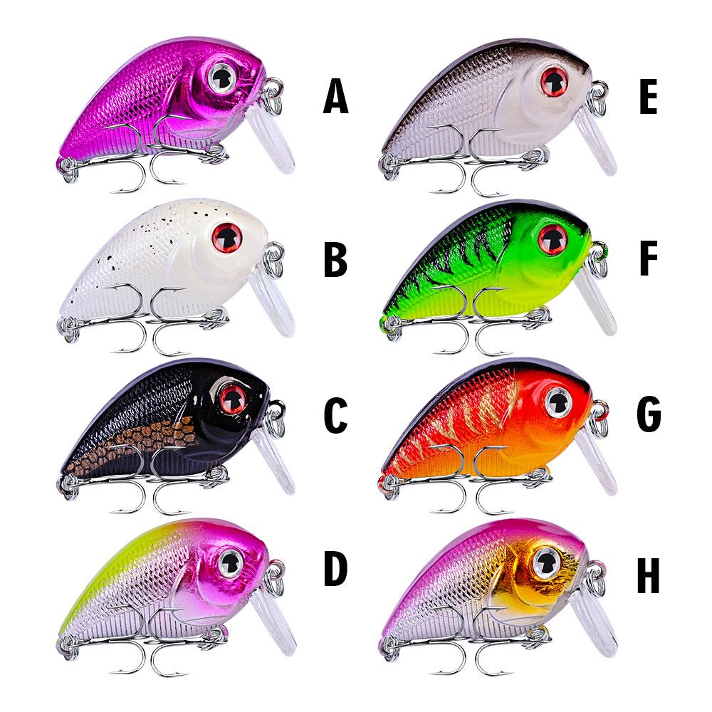 Воблер Little Fat Rock Fish DW1112