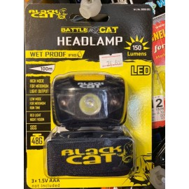 Челник на Black Cat - Headlamp150lum