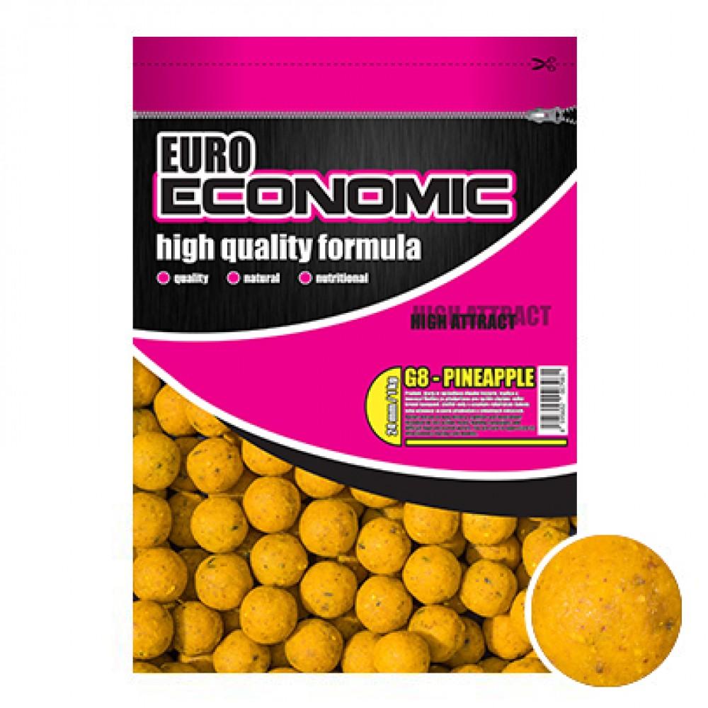 Протеинови топчета с аромат на Сладък Ананас 18мм 1кг
