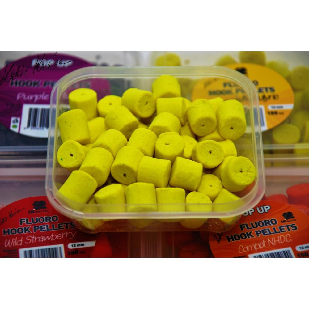 Флоро попъп пелети в кутийка с аромат на сладък ананас - 12мм 150мл