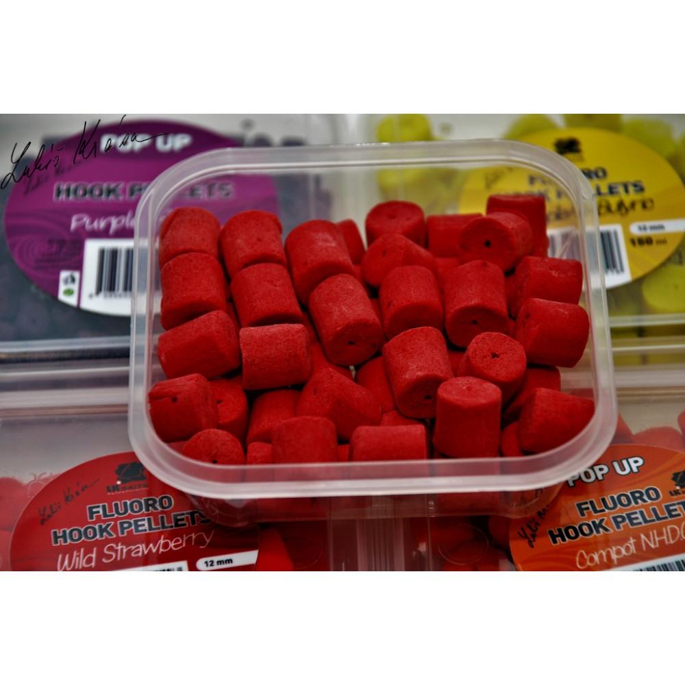 Флоро попъп пелети в кутийка с аромат на дива ягода - 12мм 150мл