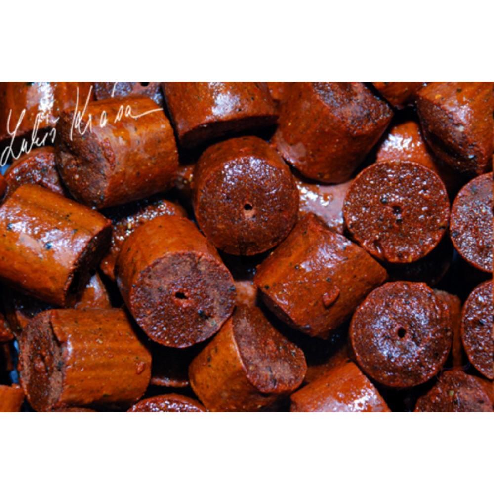 Пелети, солена сьомга - Salt Salmon 20 мм