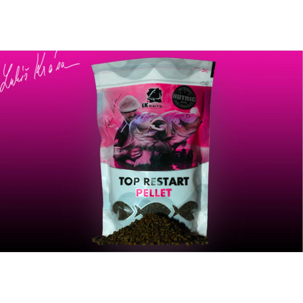 TOP RESTART PELLET NUTRIC ACID 4MM, 1KG