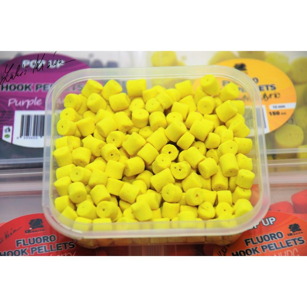 Флоро попъп пелети в кутийка с аромат на сладък ананас - 8мм 150мл