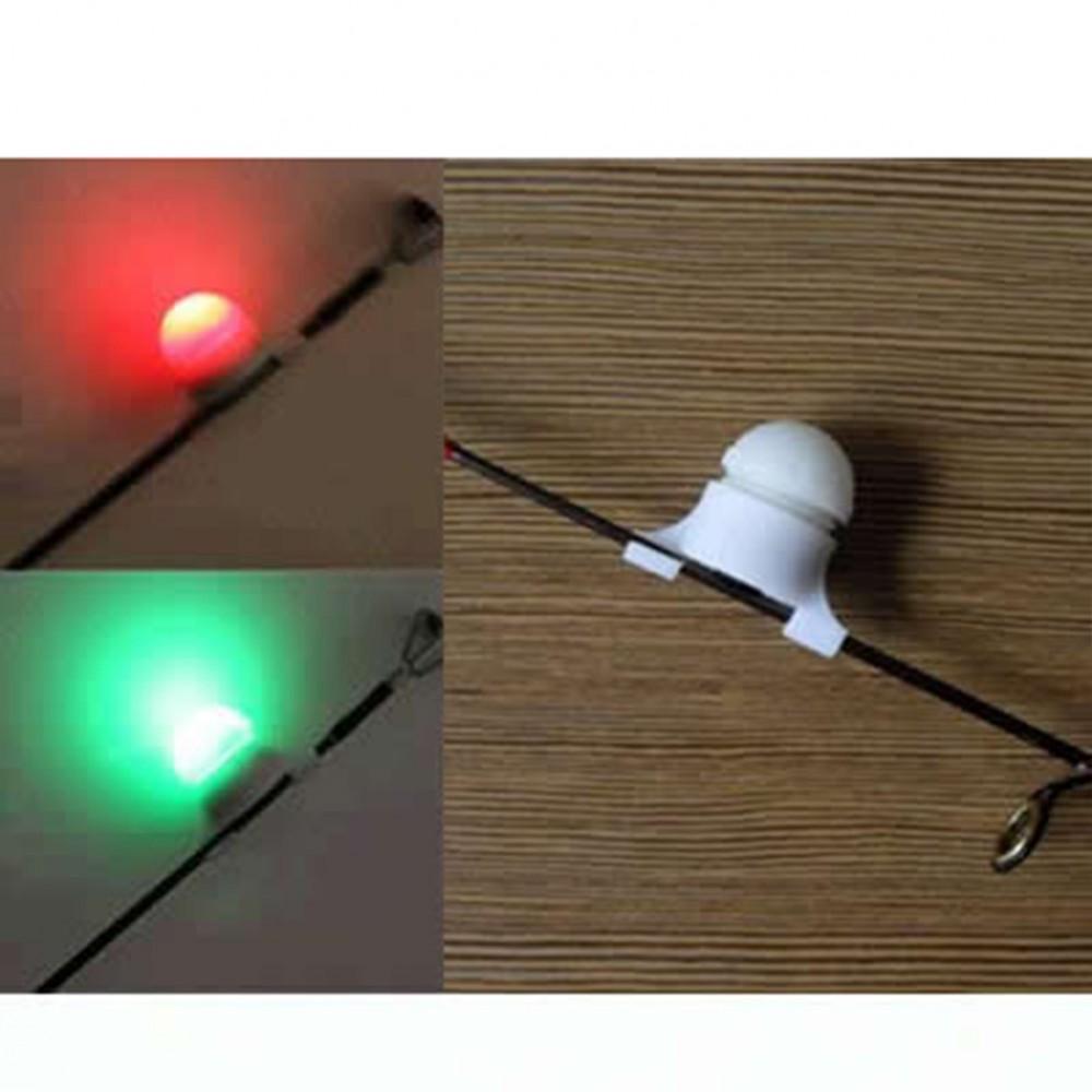 Светлинен сигнализатор за връх на въдица