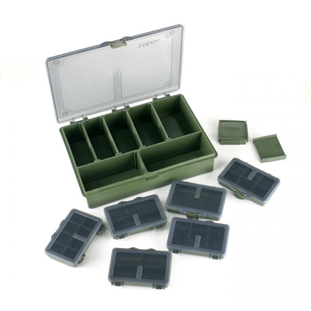 Шаранджийски кутии, среден комплект
